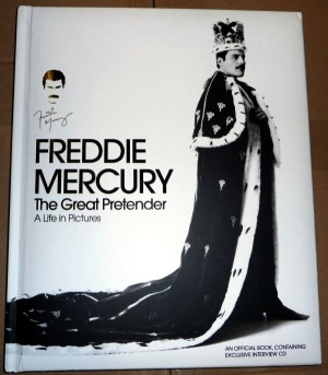 Freddie Mercury: The Great Pretender - A Life In Pictures signiert von Jer Bulsara