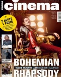 cinema 11/18 mit Bohemian Rhapsody