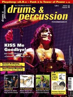 drums & percussion (Januar Februar 1/19)