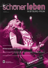 Frank Rohles auf Schöner leben in Bitburg-Prüm Cover