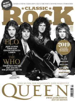 Classic Rock 02/2020 mit Queen Cover