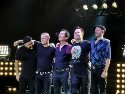 Fotos One Vision of Queen feat. Marc Martel in Essen am 15.01.2020