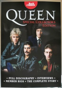 Rock Classics Queen Special Collector's Edition - Frontseite