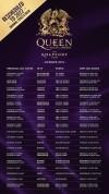 Queen + Adam Lambert Europatour auf 2022 verschoben