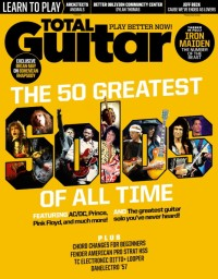 Total Guitar - Issue 341 February 2021