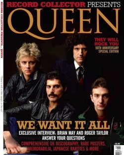 Record Collector Presents Queen