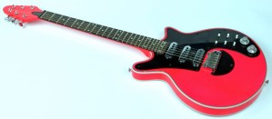 Auktion der Pink Guitar von Brian May