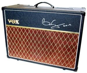 Auktion eines signierten AC30