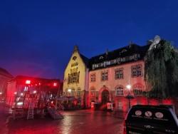 Fotos Night Of Light 2021 in Dortmund am 22.06.2021 - Rathaus Aplerbeck
