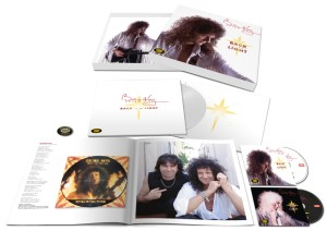 Brian May: Back To The Light - Box Set