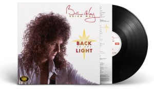 Brian May: Back To The Light - LP Black