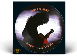 Brian May: Back To The Light - LP Picture Disc