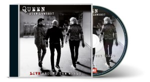 Queen + Adam Lambert: Live Around The World - CD
