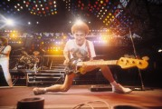 Queen - Magic Tour, 1986, Image 1 - Photography by Denis O'Regan, © Queen Productions Ltd