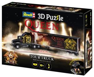 Revell QUEEN Tour Truck 3D Puzzle - Packshot
