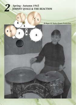 The Drums of Roger Meddows Taylor - Seite 23