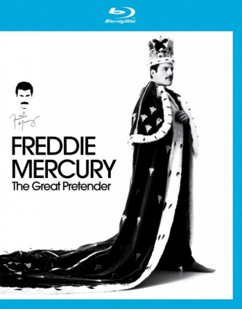 Freddie Mercury: The Great Pretender - Blu-ray