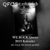 WE ROCK Queen - Kalender