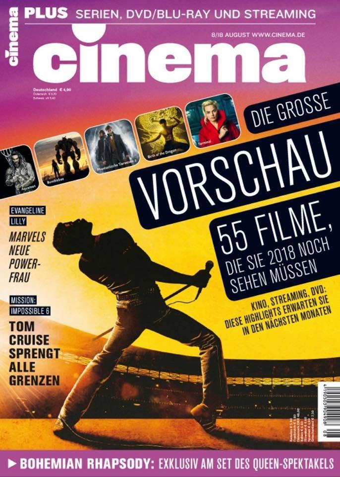 Queen Fan Club Germany Bohemian Rhapsody Auf Cinema Cover