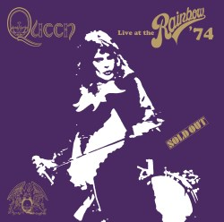 Queen Live At The Rainbow '74
