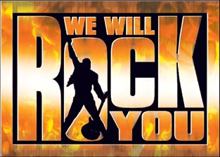 We Will Rock You - Frankfurt